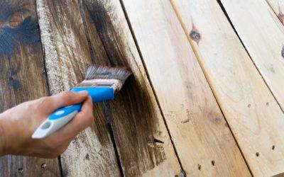 Jak se starat o dřevo