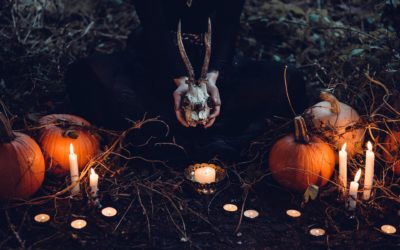 Strašidelné podzimní dny