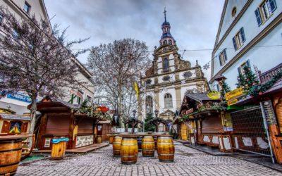 Užijte si vánoční trhy!