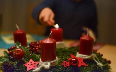 10 tipů, jak na adventní věnec